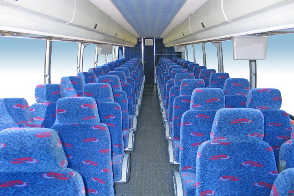 50 Person Charter Bus Rental Jacksonville