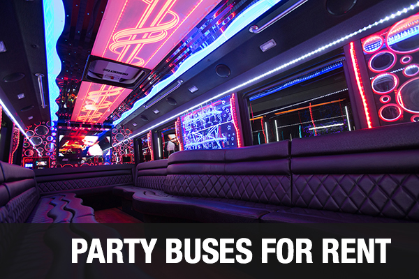 Party Bus Jacksonville 2