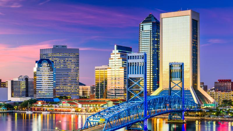 Party Bus Rental Downtown Jacksonville