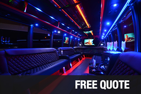 Party Buses For Rental Jacksonville