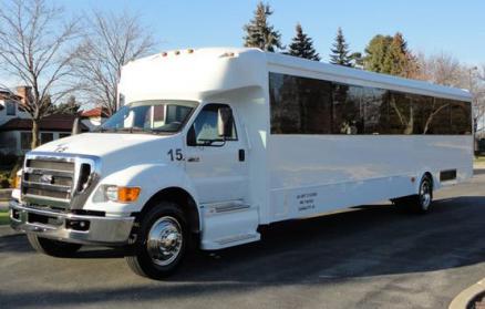 Jacksonville 36 Passenger Shuttle Bus